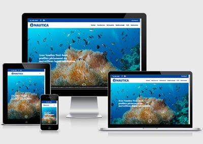 Site web Nautica